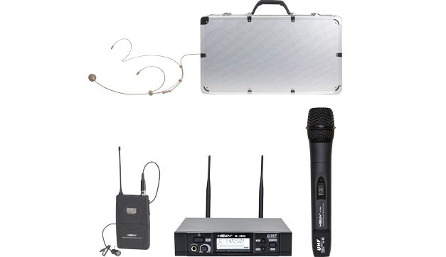 XSWY Wireless Microphone System