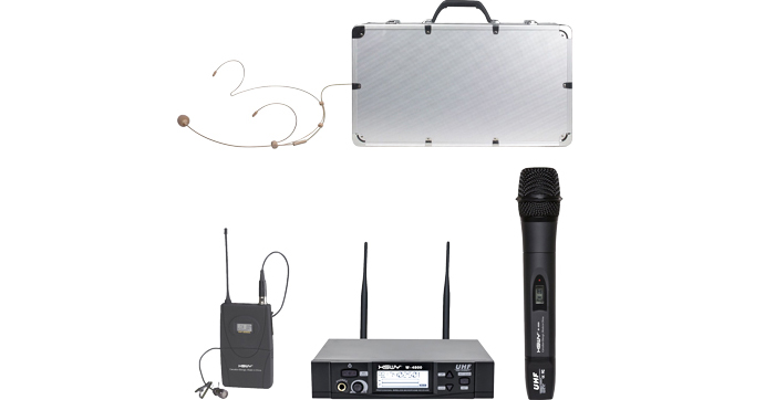 XSWY Wireless Microphone System